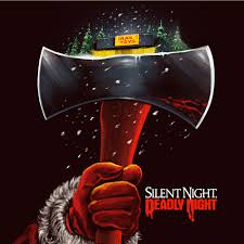 SILENT NIGHT, DEADLY NIGHT <br/> <small>OST (RED/ORANGE) (BF20)</small>
