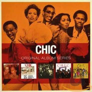 CHIC <br/> <small>ORIGINAL ALBUM SERIES (HOL) 5CD</small>