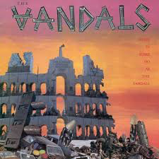 VANDALS <br/> <small>WHEN IN ROME (SPLATTER VINYL)</small>