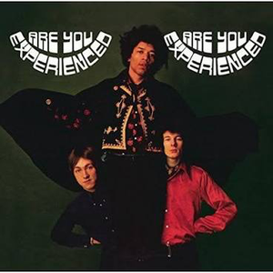 HENDRIX,JIMI <br/> <small>ARE YOU EXPERIENCED (UK)</small>