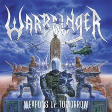WARBRINGER <br/> <small>WEAPONS OF TOMORROW</small>
