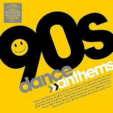 90S DANCE ANTHEMS <br/> <small>90S DANCE ANTHEMS 2LP</small>