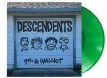 DESCENDENTS <br><small>9TH & WALNUT LP (GREEN VINYL) (IEX) <br>PREORDER out 7/23/2021<br></small>