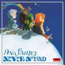 PINK FAIRIES <br/> <small>NEVERNEVERLAND (BLK) (LTD) (OG</small>