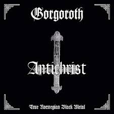 GORGOROTH <br/> <small>ANTICHRIST (CLEAR)</small>