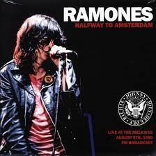 RAMONES <br/> <small>HALWAY TO AMSTERDAM AUG 5 86</small>
