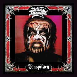 KING DIAMOND <br/> <small>CONSPIRACY (REIS)</small>