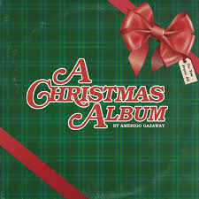 AMERIGO GAZAWAY <br/> <small>A CHRISTMAS ALBUM (RED)</small>