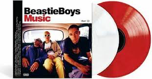 BEASTIE BOYS <br/> <small>MUSIC (RED/WHITE) TE</small>