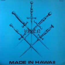 VIXEN <br/> <small>MADE IN HAWAII</small>