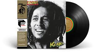 MARLEY,BOB & THE WAILERS <br/> <small>KAYA (HALF SPEED MASTERED)</small>