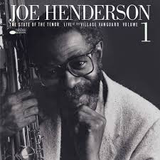 HENDERSON,JOE <br/> <small>STATE OF THE TENOR 1 (BLUE NOTE TONE POET) </small>