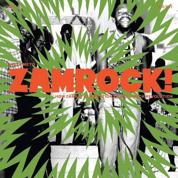 WELCOME TO ZAMROCK 2 / VARIOUS <br/> <small>WELCOME TO ZAMROCK 2 / VARIOUS</small>