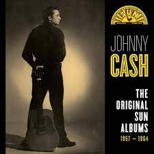 CASH,JOHNNY <br/> <small>ORIGINAL SUN ALBUMS 1957-1964 (8CD WITH BOOK)</small>