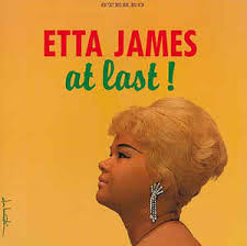 JAMES,ETTA <br/> <small>AT LAST (180GR) (GATEFOLD)</small>