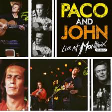 DE LUCIA,PACO <br/> <small>PACO & JOHN LIVE MONTREAUX</small>