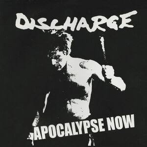 DISCHARGE <br/> <small>APOCALYPSE NOW (RED) (REIS)</small>