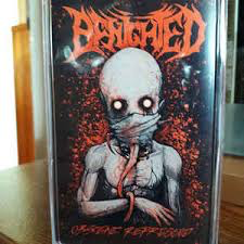 BENIGHTED <br/> <small>OBSCENE REPRESSED</small>