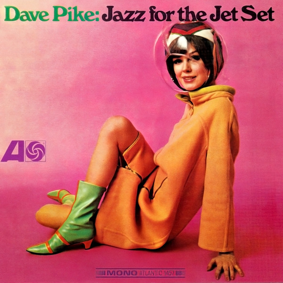 PIKE,DAVE <br/> <small>JAZZ FOR THE JET SET (RSD2)</small>