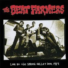 BEAT FARMERS <br/> <small>LIVE SPRING VALLEY INN 1983 (BF20)</small>