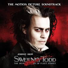 SONDHEIM,STEPHEN <br/> <small>SWEENEY TODD (MOTION PICTURE SOUNDTRACK)</small>