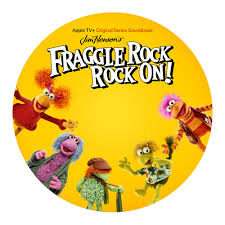 FRAGGLE ROCK <br/> <small>ROCK ON 10 IN (PIC DISC) (BF20)</small>