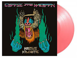 HIATUS KAIYOTE <br/> <small>CHOOSE YOUR WEAPON (PINK COLV)</small>
