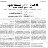 SPIRITUAL JAZZ VOL.9 <br/> <small>BLUE NOTES PART TWO / VARIOUS</small>