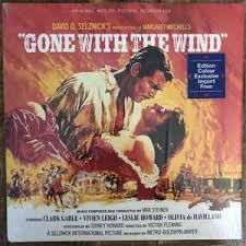 STEINER,MAX <br/> <small>GONE WITH THE WIND (COLV)</small>
