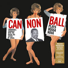 ADDERLEY,CANNONBALL / MENDES,S <br/> <small>CANNONBALL PLAYS BOSSA NOVA (G</small>