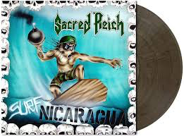 SACRED REICH <br/> <small>SURF NICARAGUA (CLEAR/BLACK)</small>
