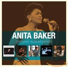 BAKER,ANITA <br/> <small>ORIGINAL ALBUM SERIES 5CD</small>