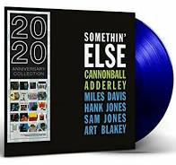 ADDERLEY,CANNONBALL <br/> <small>SOMETHIN ELSE (BLUE) (LTD) (UK</small>