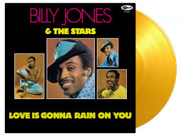 JONES,BILLY & THE STARS <br/> <small>LOVE IS GONNA RAIN ON YOU (BF20)</small>