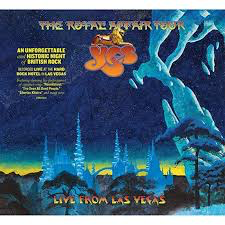 YES <br/> <small>ROYAL AFFAIR TOUR (LIVE IN LAS VEGAS)</small>