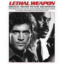 CLAPTON,ERIC / SANBORN,DAVID / <br/> <small>LETHAL WEAPON (CLEAR) (RSD3)</small>