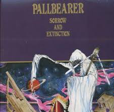 PALLBEARER <br/> <small>SORROW & EXTINCTION (COLV)(GOLD/PURPLE/RED)</small>