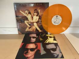 VAN HALEN <br/> <small>BALANCE (ORANGE)</small>