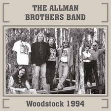 ALLMAN BROTHERS <br/> <small>WOODSTOCK 1994</small>