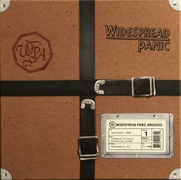 WIDESPREAD PANIC <br/> <small>CARBONDALE 2000</small>