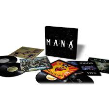 MANA <br/> <small>MANA REMASTERED 1 (BOX)</small>