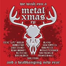 METAL XMAS / VARIOUS (LTD) <br/> <small>METAL XMAS / VARIOUS (SILVER)</small>