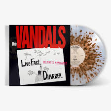 VANDALS <br/> <small>LIVE FAST DIARRHEA (BROWN)</small>