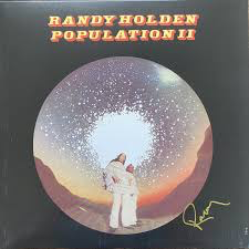 HOLDEN,RANDY <br/> <small>POPULATION II (SIGNED)</small>