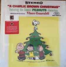 GUARALDI,VINCE <br/> <small>CHARLIE BROWN CHRISTMAS (70TH) (3D LENTICULAR COVER)</small>
