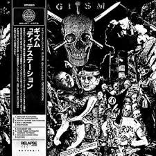 G.I.S.M. <br/> <small>DETESTATION</small>