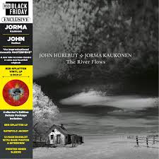 HURLBUT,JOHN / KAUKONEN,JORMA <br/> <small>RIVER FLOWS VOL. 1 (BF20)(RED)</small>