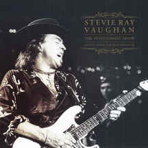VAUGHAN,STEVIE RAY <br/> <small>PENULTIMATE SHOW AUG 25 1990</small>