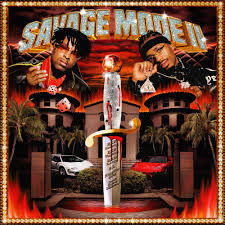 21 SAVAGE / METRO BOOMIN <br/> <small>SAVAGE MODE II (COLV) (RED)</small>