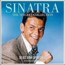 SINATRA,FRANK <br/> <small>SINGLES COLLECTION (WHITE)</small>